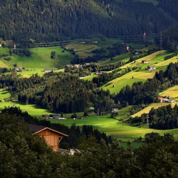 Rakousko krajina