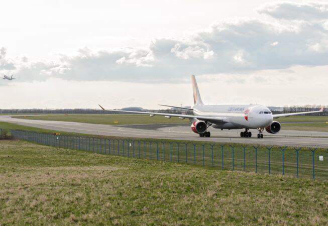 Airbus A330 ČSA - Praha Ruzyně