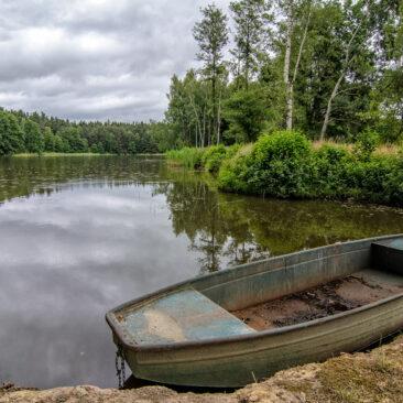 Nový rybník u Smítky
